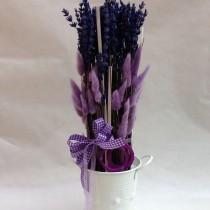 Centre de flor aromatica seca per decorar la teva llar