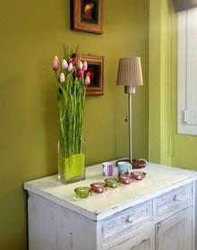 Decora la teva cuina amb Centre de tulipes artificials