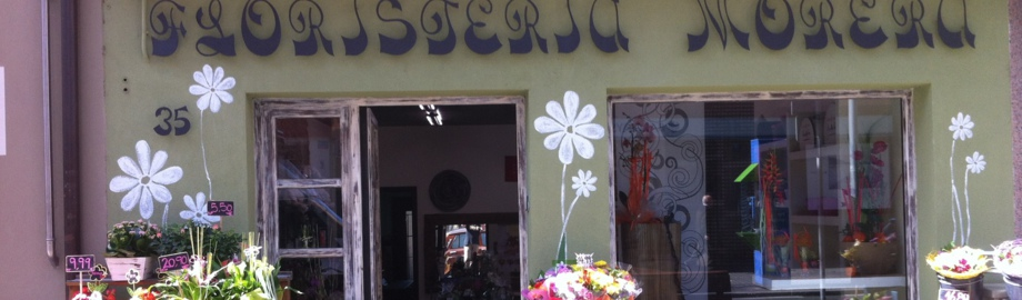 Floristeria Morera, flors a domicili